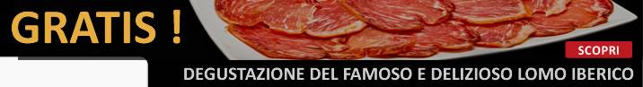 Promozione Offerta Lomo Iberico Bellota