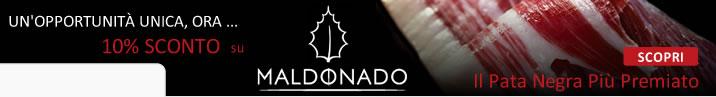 Promozione Offerta Prosciutto Maldonado
