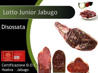 Lotto Spalla Disossata Pata Negra Jabugo