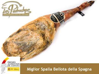 Spalla Bellota Los Pedroches