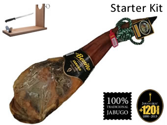Starter Kit Spalla Pata Negra